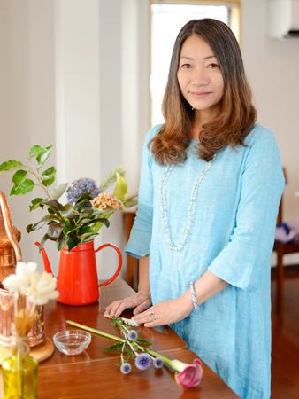 有限会社フロスヴィーダ 代表取締役 京ヶ島弥生